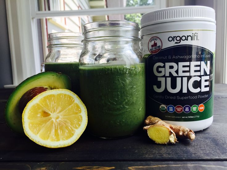 Lower Cortisol and Boost Weight Loss Efforts Naturally with Organifi Green Smoothies