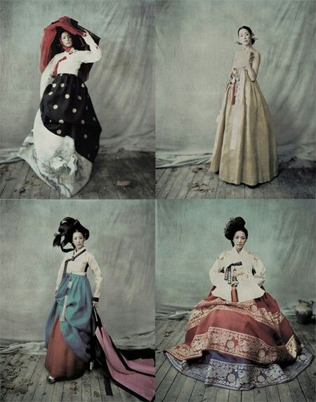 Hanbok really are some of the most stunning traditional clothes.