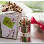 Christmas Popcorn Mix: SRC and The Yummy Life