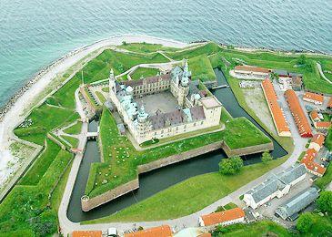 Kronborg Castle (Hamlet's Castle)