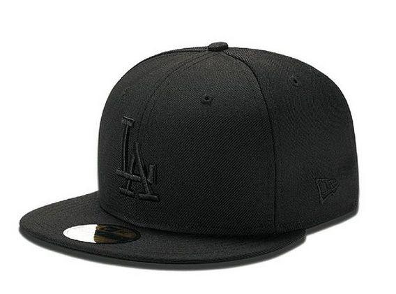 LA Dodgers Cappy http://www.cappystore.de/la-dodgers-cappy-schwarz/ #cappy #cap #snapback