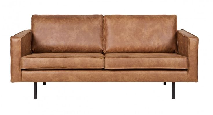 Be Pure Home - Bank Rodeo Cognac Leer 2,5-zits