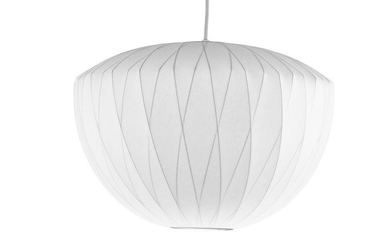 Bubble lamp Apple CC av George Nelson