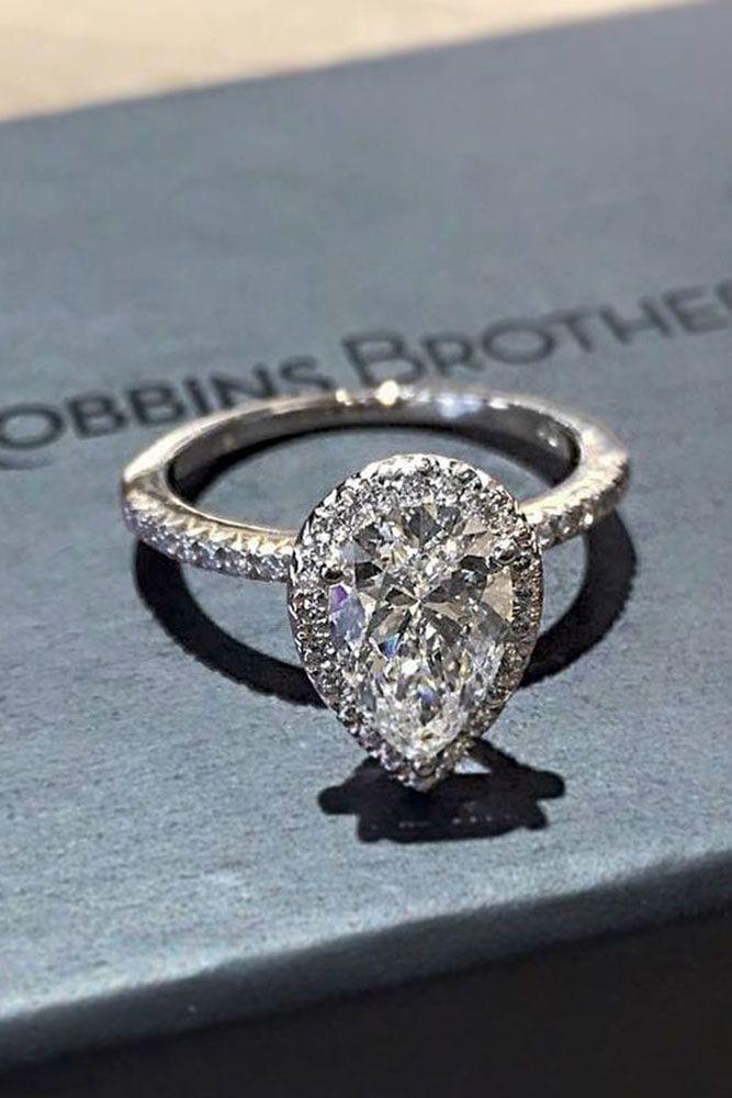 30 Most Popular Engagement Rings For Women ❤️ See more: http://www.weddingforward.com/engagement-rings-for-women/ #wedding