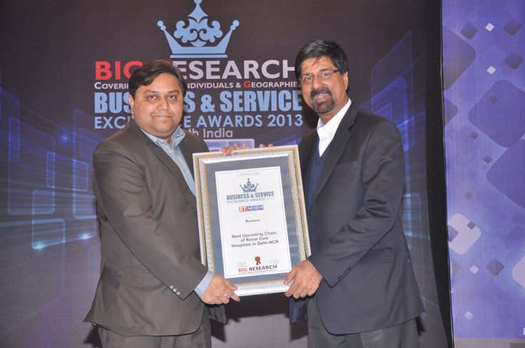 Renkare - North India Business & Service Excellence Awards, Jan-2013