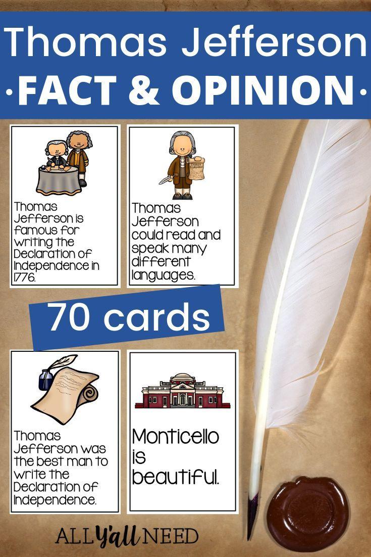 Thomas Jefferson Fact And Opinion Thomas Jefferson Facts Fact And Opinion Thomas Jefferson [ 1102 x 735 Pixel ]