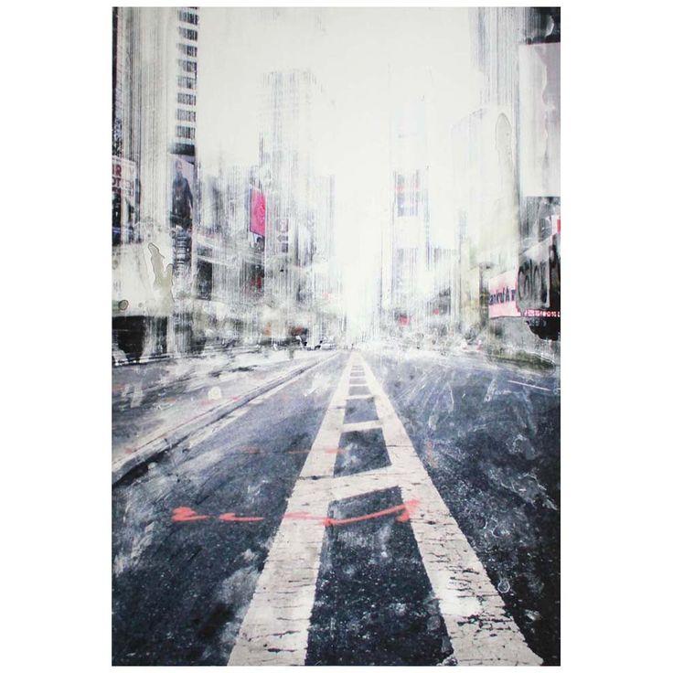 Gottfried Salzmann - NY Times Square (2013) - giclée