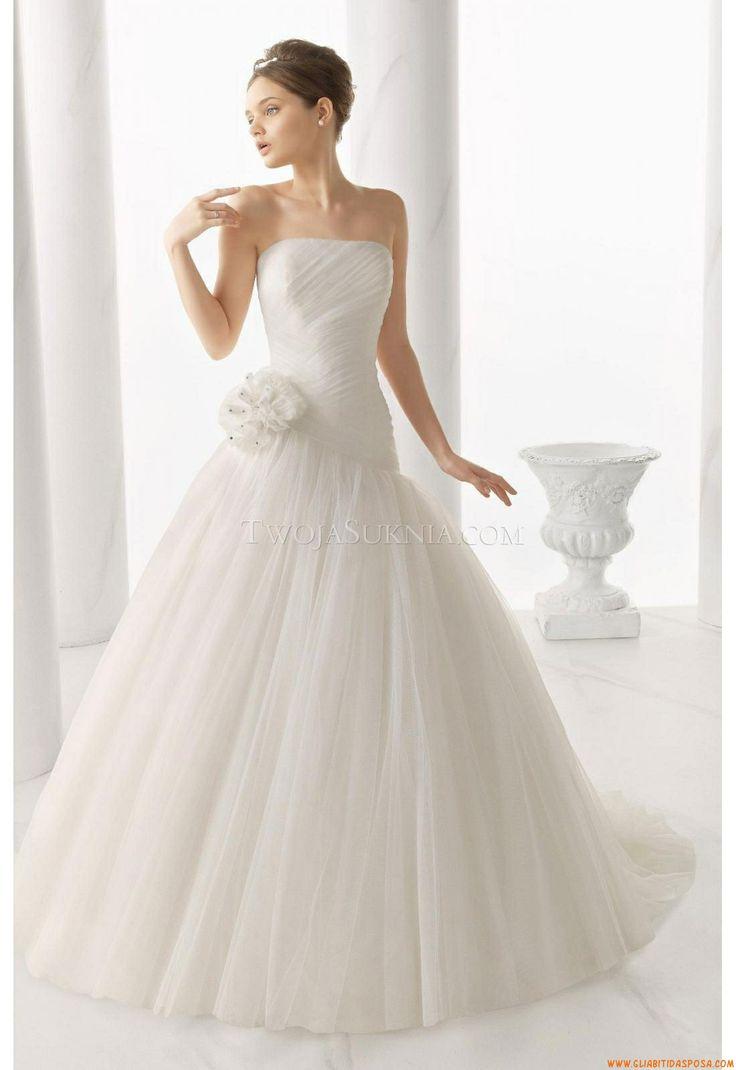 Abiti da Sposa Alma Novia 113 Nao 2014
