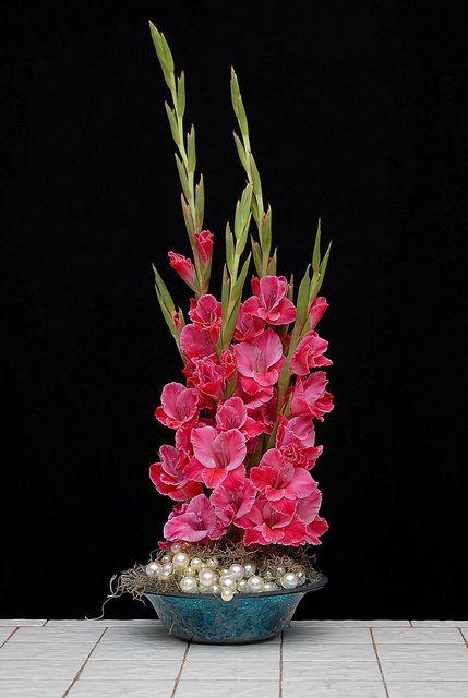 Ikebana for wedding