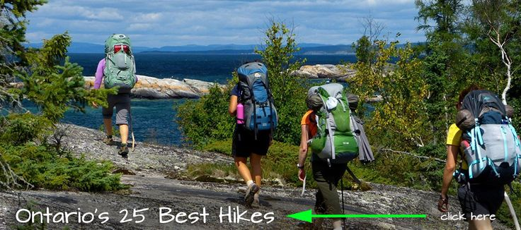 Ontario's 25 Best Hikes