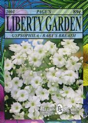 gypsophila babys breath plant is many branched spangled with tiny dainty