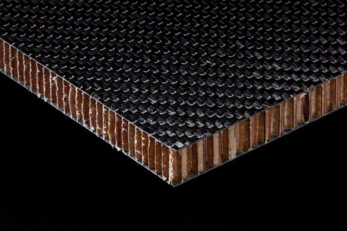 Sandwich Panel Carbon Fiber Honeycomb Protech