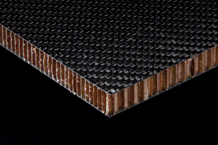 Sandwich Panel Carbon Fiber Honeycomb Protech