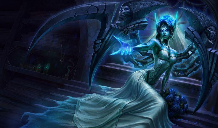 Morgana | League of Legends