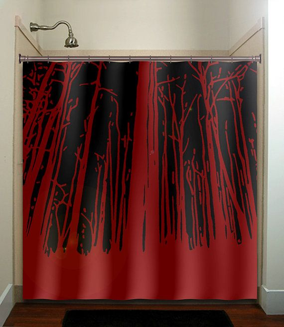 Best Blood Bath Images On Pinterest Candy Skulls Gothic - Red and black bath mat for bathroom decorating ideas