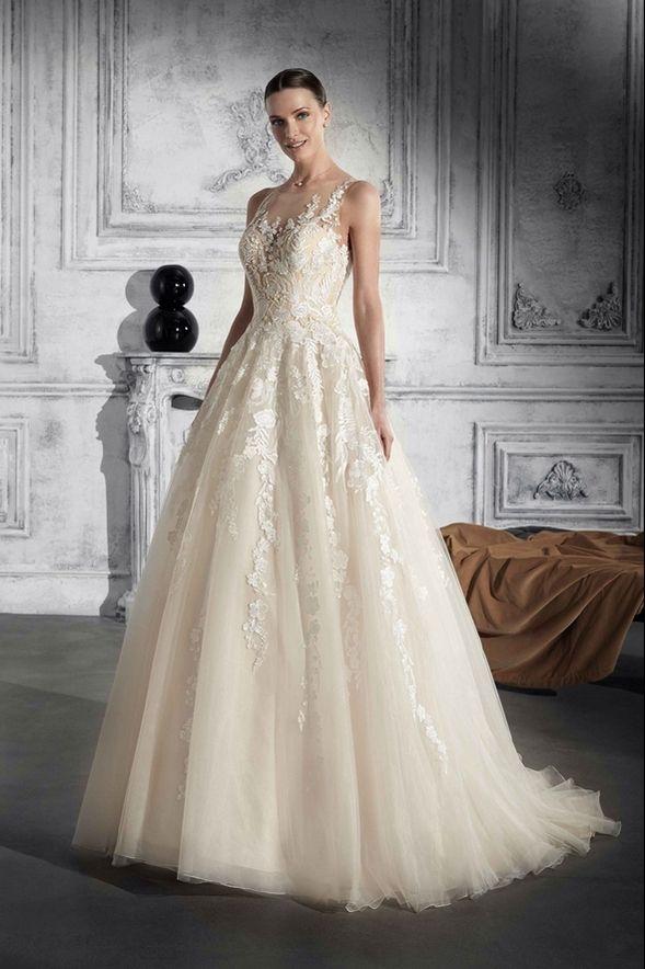 Νυφικά Φορέματα Demetrios Collection - Style 806