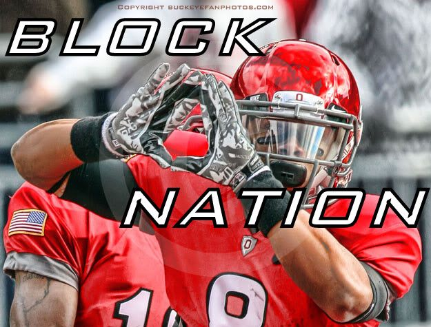 BlockONation | Ohio State Football Lives Here™ |: Update — AWESOME Ohio State 2012 Football Schedule