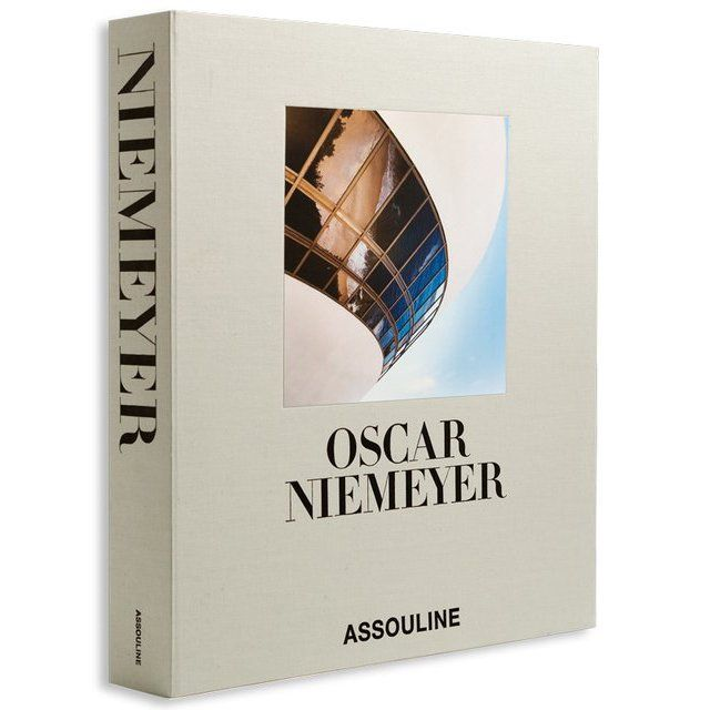 Oscar Niemeyer in a limited edition