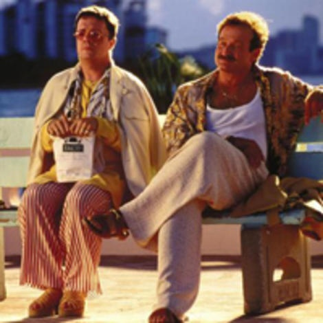 The Birdcage - Robin Williams and Nathan Lane