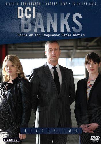 DCI Banks: Season Two [2 Discs] [DVD]