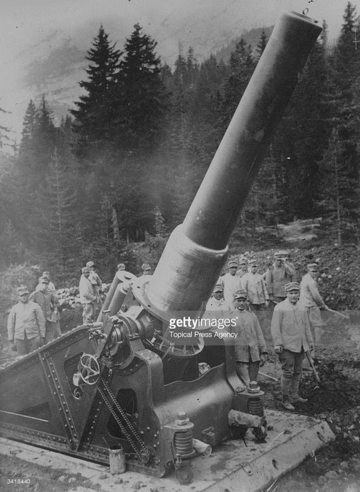 """WWI covered live on Twitter: """"Jun 1 1915 One of famous Howitzer anti-aircraft guns in use by Italian Army http://t.co/LyeusGcJ3s @Centenario14_18 http://t.co/l3eF79d8dO"""""""