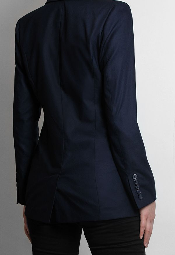 Midnight Blue Blazer http://honeygold.eu/product/midnight-blue-blazer/