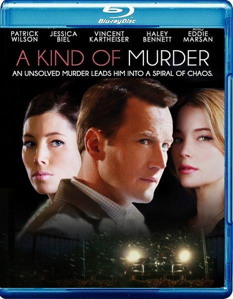 Ловушка / A Kind of Murder (2016/BDRemux/BDRip/HDRip)  Архитектор Стэкхаус медленно сходит с ума, подвергаясь постоянному давлению жены-неврастенички. Не так далеко от него живёт книгопродавец Киммел, которого подозревают в убийстве жены. И вот тут режиссёр Годдард показывает себя прекрасно, ни разу не говоря вслух, но создавая то пространство, когда зритель подглядывает за мыслями героя. Нам ещё не объявили, что Стэкхаус хочет убить жену, но мы это уже знаем. По взглядам, по затравленному…