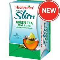 Healtheries Naturally Slim Green Tea found at Countdown found one box and havent
