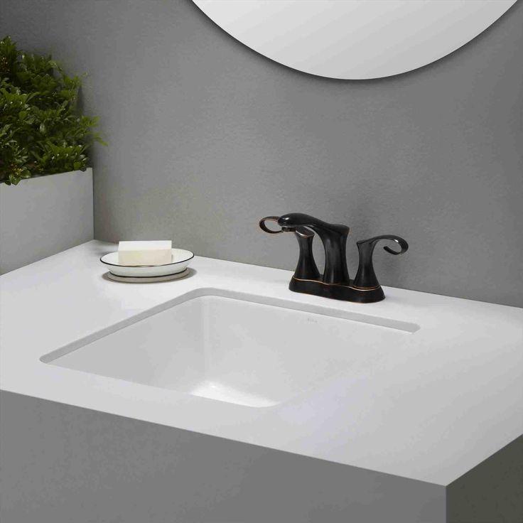 New Undermount Bathroom Sink Installation At Xx16.info