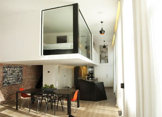 Loft Lille / Frederic Haesevoets Architecture SPRL / Wallonie-Bruxelles Architectures