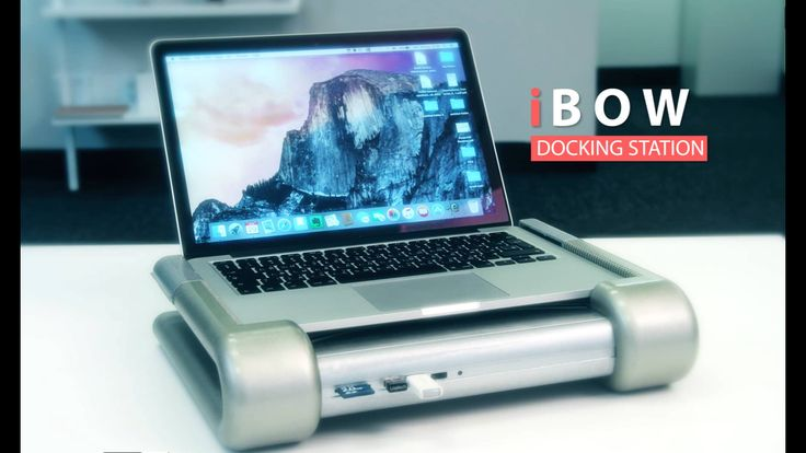 """External graphics docking station for your MacBook Pro 13"""", 15"""" & Mac mini…"""
