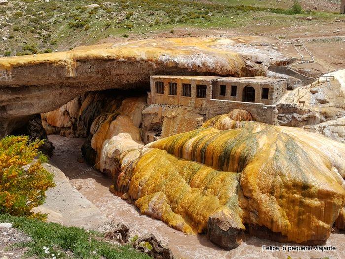 Felipe, o pequeno viajante: Mendoza, Argentina - passeio até Uspallata, Puente del Inca e o Parque Provincial Aconcágua