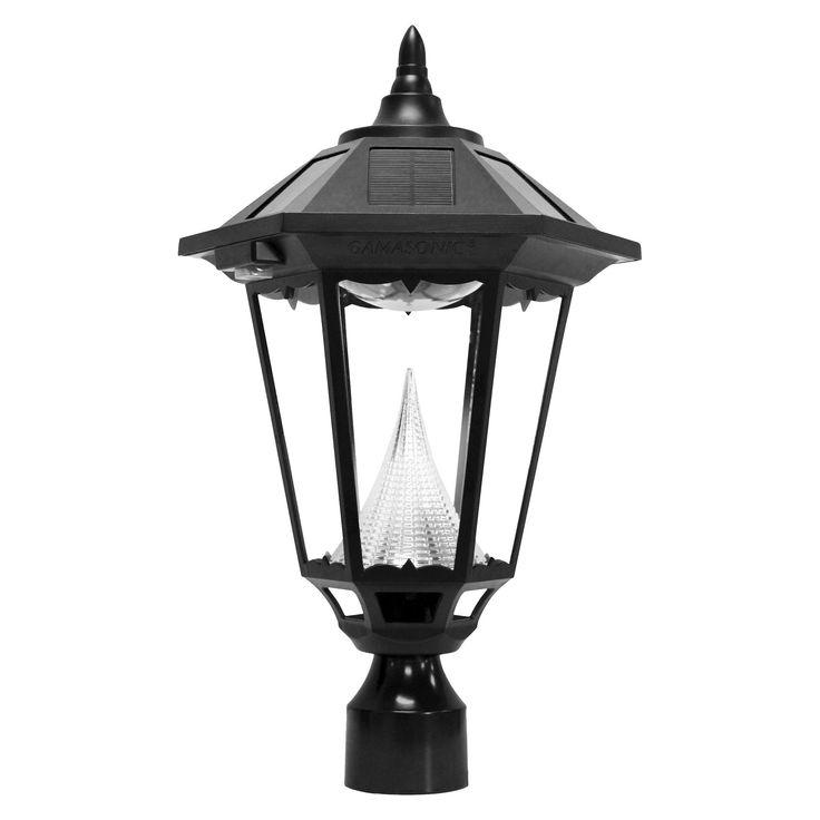 The 25+ best Solar post lights ideas on Pinterest | Solar lamp ...