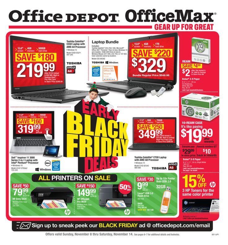 The 25+ best Office depot ad ideas on Pinterest Bullet journal - office depot