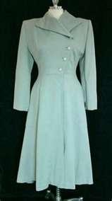 1940s Lillli Ann Coat