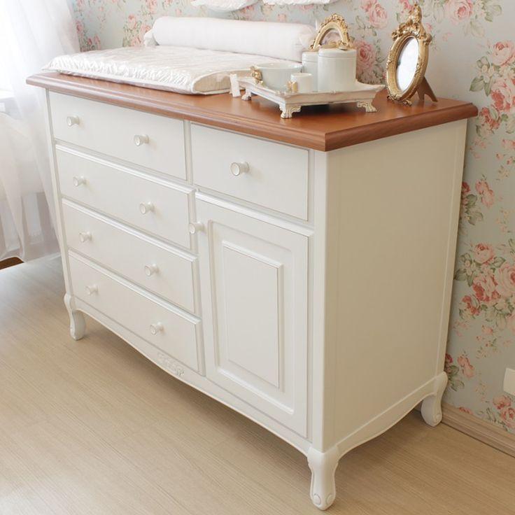 Resultado de imagen para comoda bebe bebe pinterest diy furniture - Prenatal muebles bebe ...