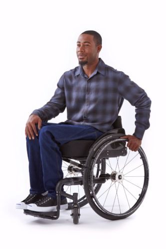 Adaptive clothing - jeans, sweaters, pea coats and more.
