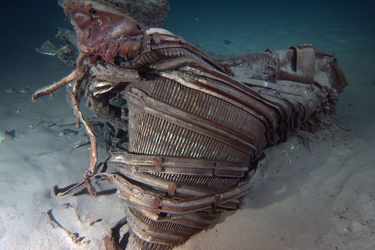 || Possibly recovering Apollo 11's Saturn V engines from the bottom of the Atlantic