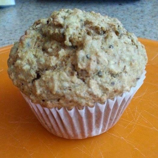 La cuisine de mamali : Muffin avoine et pommes