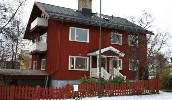 Youth hostel in Kiruna