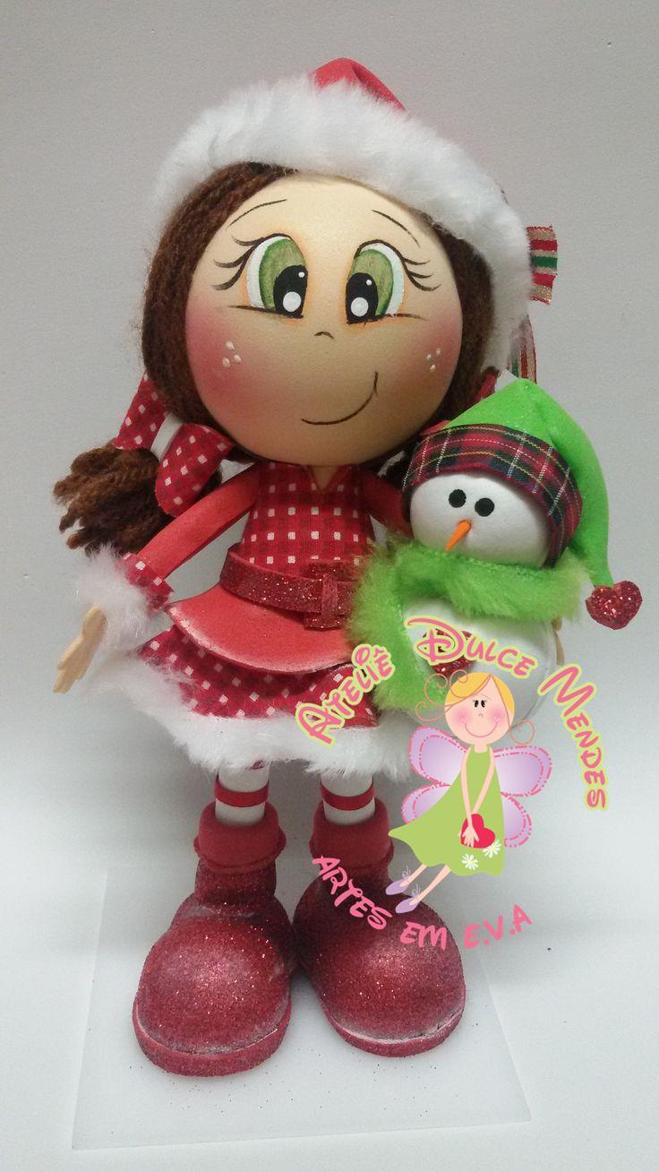 Fofucha natalina