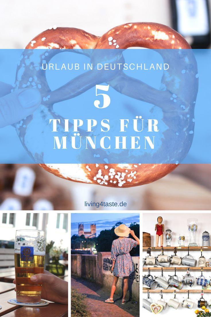 Fünf Tipps für Urlaub in München. Egal, ob ihr als Touristen die Stadt bereist oder als Einheimische auf der Suche nach Inspiration seid: Die Mischung ist so bunt und vielfältig wie die Möglichkeiten unserer schönen Stadt.