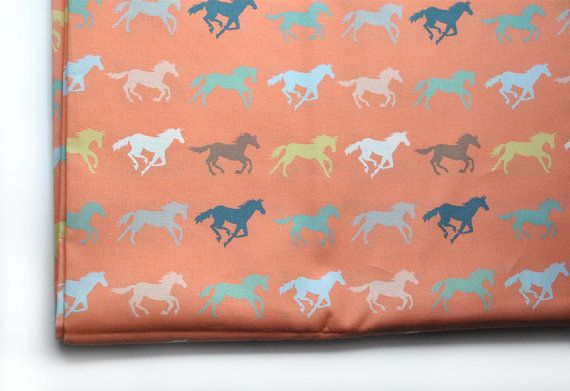 gallop  horse fabric  original fabric  fat by KatherineCodega, $9.00: Gallop Hors Prints Fabr, Fabrics Originals, Out Fabrics, Prints Fabrics, Originals Fabrics, Horse Fabric, Horses Fabrics, Fabrics Fat, Gallop Horses