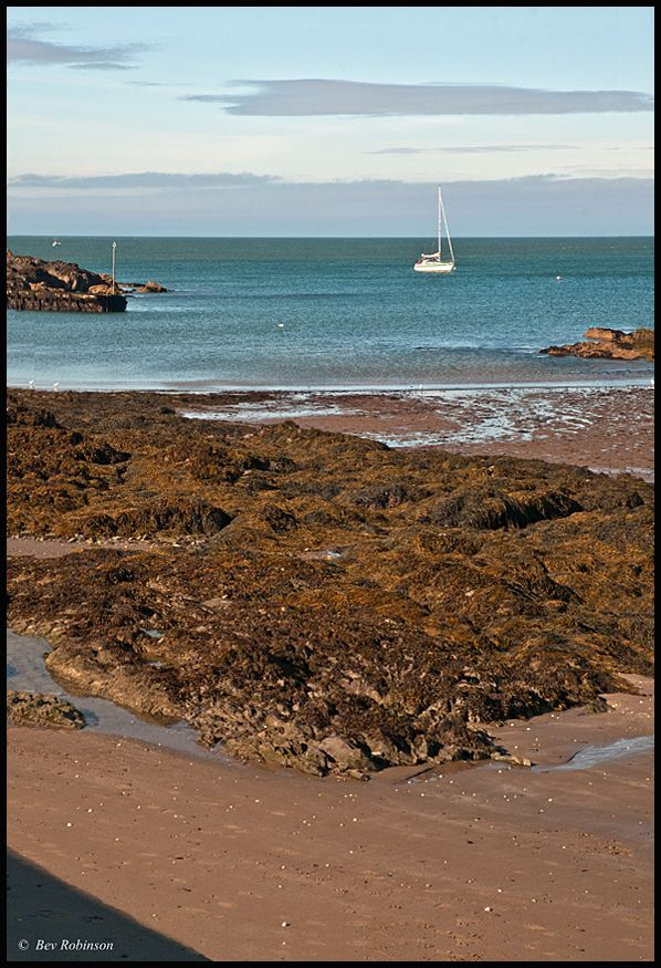 Cemeas Bay, Isle of Anglesey, Wales