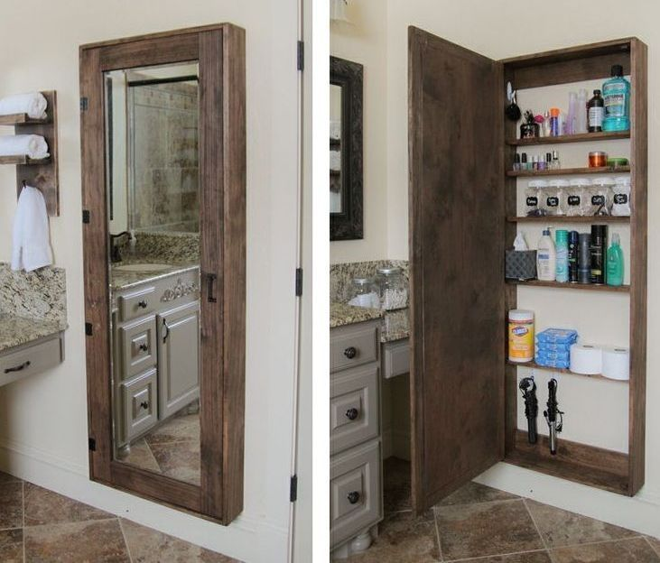 #Bathroom #storage