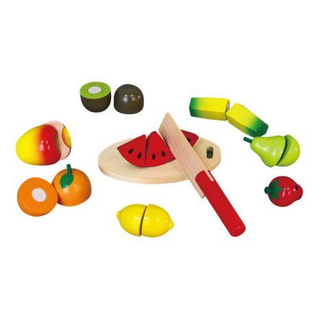 Gyümölcs szeletelő- ínycsiklandó fa gyümölcsökkel | Pandatanoda.hu Játék…