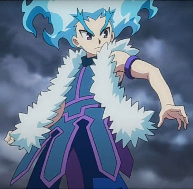 Lui Shirasagi Beyblade Characters Anime Tsundere
