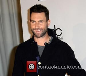 Adam Levine - Maroon 5 Perform Live At Rockefeller Center As Part Of The 'Today' Show's Concert Series