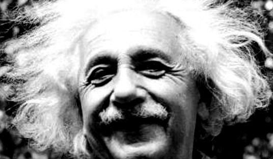 La creatività, il merito, la sfida e la crisi, nel racconto di Einstein