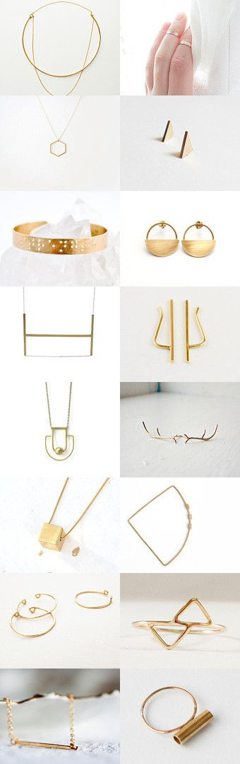 All that glitters is not gold by Eleni of My Paradissi on Etsy